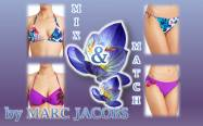 Bademode für Damen von MARC BY MARC JACOBS