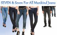 SEVEN und SEVEN FOR ALL MANKIND Damen- und Herrenjeans