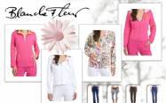 778 Teile BLANCHE FLEUR Damenbekleidung