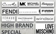 129 Teile High-Brand Special für  Damen & Herren