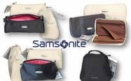 3.878 Teile Samsonite Reisekollektion