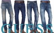 635 Teile GUESS Herren Jeans