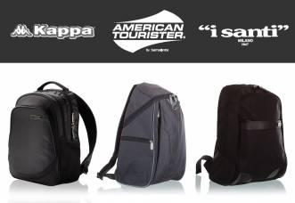 """142 Teile Reisegepäck von """"Kappa"""", """"American Tourister"""" und """"i Santi"""""""
