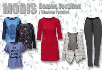 10.000 Teile Damen Textilien