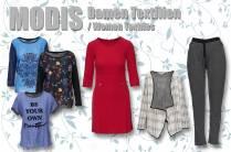 10.000 Pieces Women Textiles