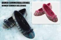 120 Paar Damen Sommerballerinas