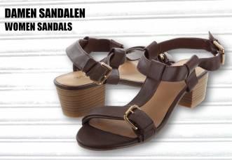 64 Paar Damen Sandalen