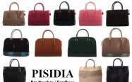 1.286 Pieces PISIDIA Women Silicone Handbags