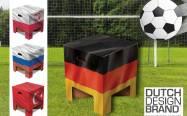 WM Fan Stool Original Dutch Design, patented