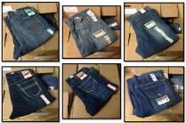 Men Jeans in Oversizes 365 Pieces