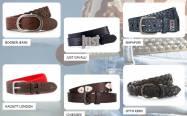 Gürtel und Koppelschließen diverser Marken - 998 Teile