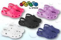 Jibbitz by crocs 5 Farben verschiedene Größen 150 Paar
