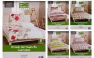 MIX POSTEN Wende-Bettwäsche & Spannbetttücher 861 Stück