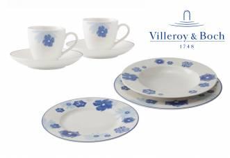 19.435 Teile Soul Villeroy & Boch Group Serie Soul Blue